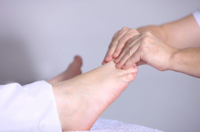 Jak uniknąć bólu nóg w pracy stojącej
